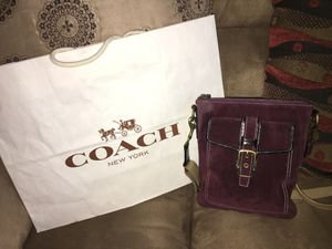Authentic COACH Crossbody Purse for Sale in Cherry Valley, CA