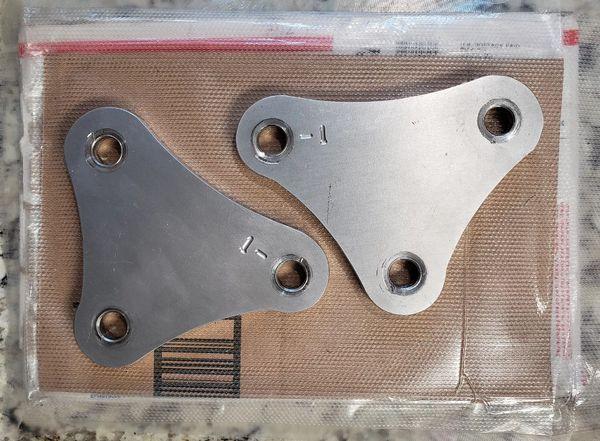 BMW motorcycle lowering kit for K1600 Bagger