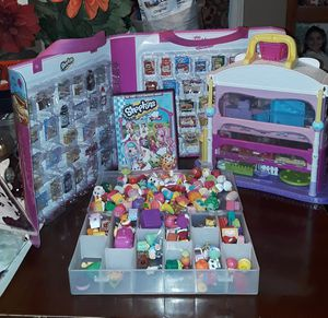 SHOPKINS COLLECTION for Sale in W COLLS, NJ