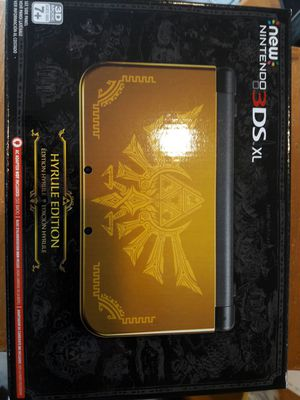 Nintendo 3DS Hyrule Edition for Sale in Seattle, WA