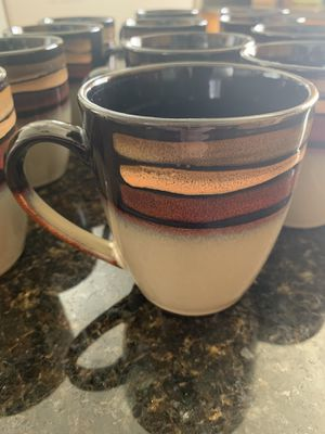Coffee Cups - Pfaltzgraff Aztec for Sale in Wildwood, MO