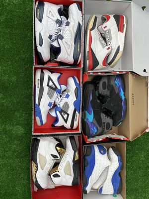 Jordan retros for Sale in Indianapolis, IN