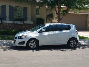 2012 chevy sonic for Sale in Chandler, AZ