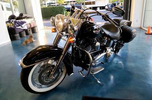 2014 Harley Davidson Softail Deluxe for Sale in Huntington Beach, CA