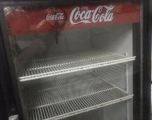 Coca Cola coke refrigerator cooler for Sale in Seymour, TN