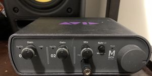 Avid mbox mini interface for Sale in Kennesaw, GA