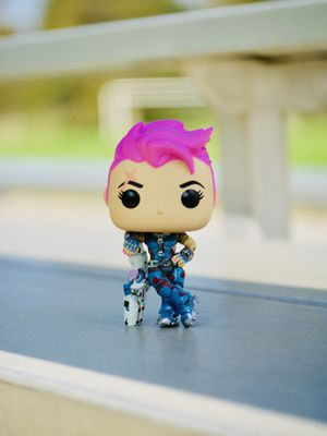 Overwatch Zarya Funko POP! for Sale in Westminster, CA