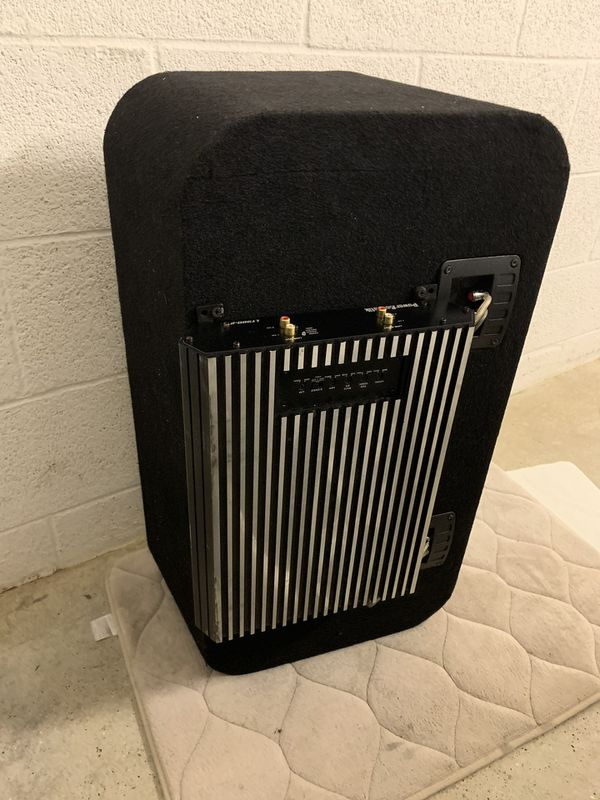 2 10s with matching amp