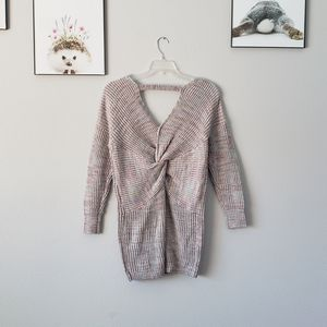 American Rag Twist back sweater dress for Sale in Corona, CA