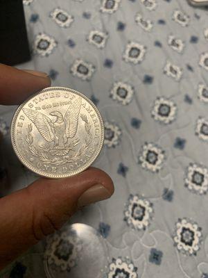 Morgan Silver Dollar for Sale in Los Angeles, CA