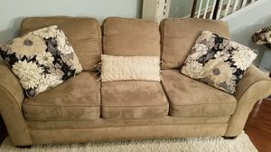 Broyhill Sofa & Floral chair for Sale in Holly Springs, NC