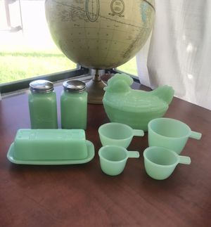 Country Glass Kitchen Accent Gift bundle for Sale in National City, CA