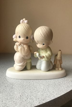 Precious moments collectible figurine for Sale in Baldwin Place, NY
