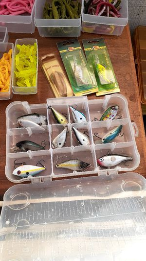 Fishing assortment for Sale in Carmichael, CA