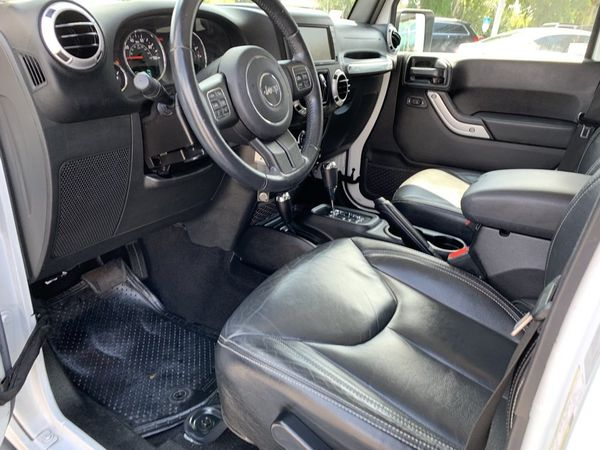 2015 Jeep Wrangler Unlimited