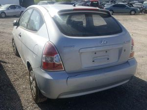 2008 Hyundai Accent For Parts 046944 for Sale in Las Vegas, NV