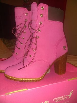 Timberland Susan G Komen for Sale in Castro Valley, CA