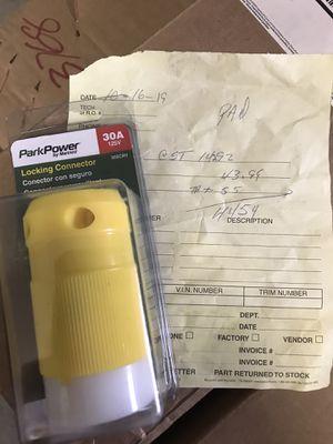 30 AMP RV adapter / connector for Sale in Arroyo Grande, CA
