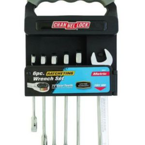 Channel Lock Metric Ratcheting Wrenches for Sale in Auburn, WA