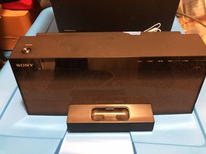 Sony s-air stereo with subwoofer for Sale in Kirkland, WA