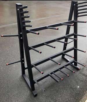 Massive Commercial Weight Plate Rack / Tree / Storage for Sale in Bothell, WA