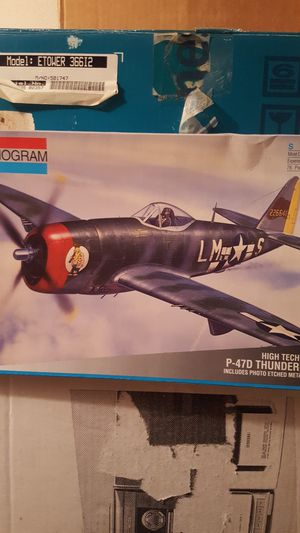 Used, Monogram P-47D Bubble back Thunderbolt. for Sale for sale  undefined