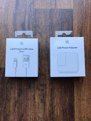 Apple iPad charger set for Sale in Citrus Heights, CA