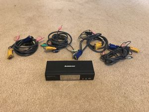 Iogear KVM Switch for Sale in Alexandria, VA