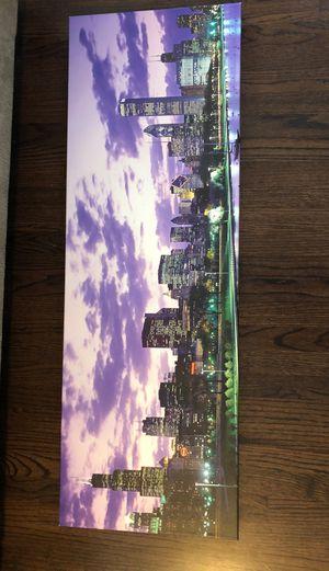 Chicago Skyline canvas for Sale in Norridge, IL