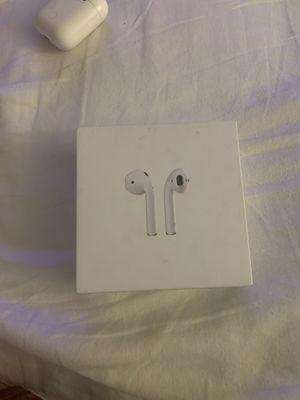 Apple EarPods Gen2. Empty Box for Sale in Newport Beach, CA