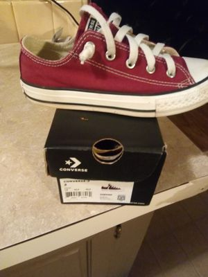 Size 2 Converse for Sale in Batesburg-Leesville, SC