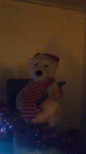 Singing polar bear x-mas for Sale in Fresno, CA