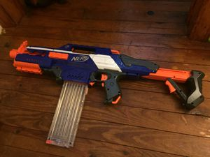 Used, Nerf Gun Elite Automatic Shooter for Sale for sale  Spotswood, NJ
