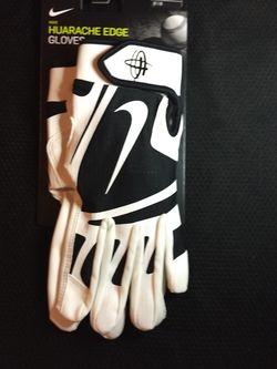 New Nike Huarache Edge Batting Glove Size Large for Sale in Coronado,  CA