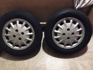 Honda stock rims 15 inch all 4 for Sale in The Bronx, NY