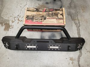 SMITTYBUILT Winch /Bumper Combo for Sale in Las Vegas, NV