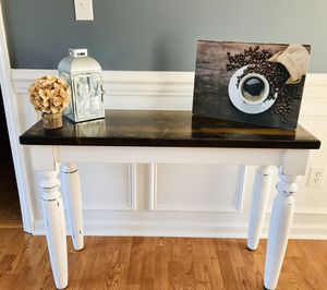 Side - Sofa - Foyer table for Sale in Clayton, NC