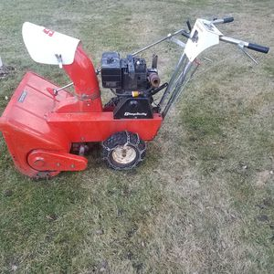 Simplicity 8hp Snowblower for Sale in East Wenatchee, WA