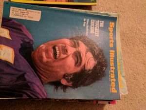1970 sports illustrated Joe Kapp for Sale in Corinth, ME