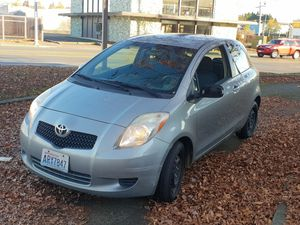 Toyota Yaris 2008 for Sale in Tacoma, WA