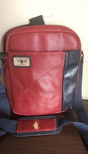 Us polo bag for Sale in Westover, WV