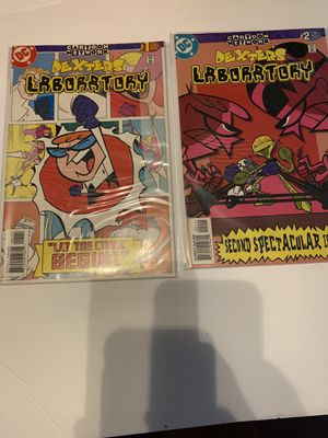"""Dexters Labs"" comic books for Sale in Milford, CT"