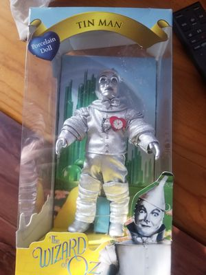 The Wizard Of Oz Tin Man Doll for Sale in Oakland, CA