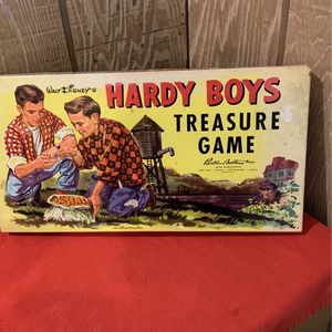 Hardy Boys Treasure Game for Sale in Lake Forest, IL