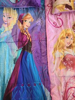 2 Girls Sleeping Bags In Santee for Sale in Santee,  CA