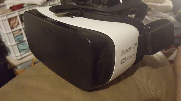 Gear Vr oculus goggles