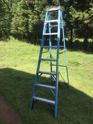 new 8 foot ladder fiberglass for Sale in Charlotte, NC