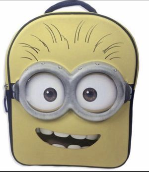 Despicable Me 3 with pencil case for Sale in Los Angeles, CA