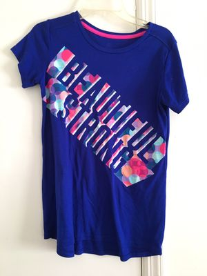 Girls blue Champion shirt for Sale in Tampa, FL