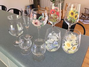 Wine Glasses and more for Sale in Bonny Doon, CA